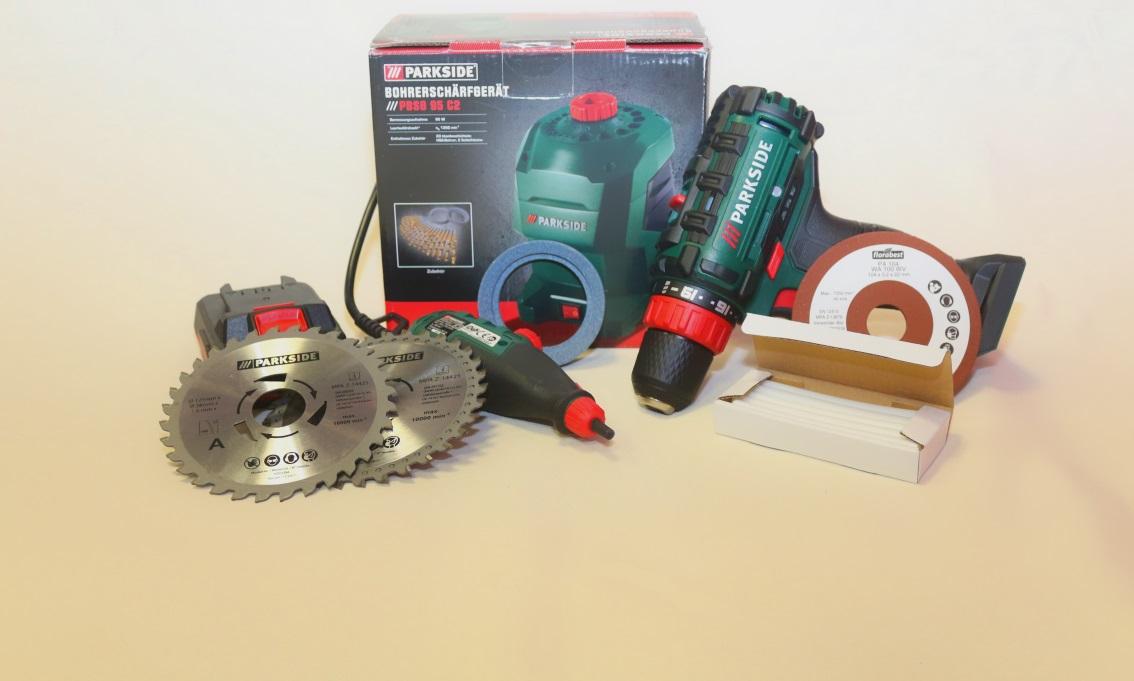Werkzeug und Heimwerken